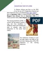 Urvasie the Prana Tatvas 07-10-12