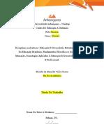 Modelo Estrutural Do Desafio Profissional
