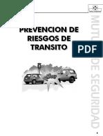 Prevencion de Riesgos de Transito