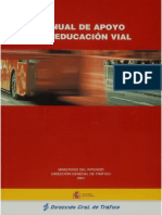 Manual de Apoyo a La Educacion Vial