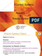 t4 Introduction to Robotics