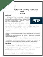 Colegio Albert Einstei4 Plan de Seguridad2017 (6)