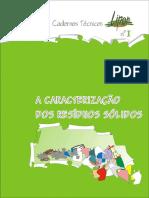 Caracterização Dos Resíduos Sólidos