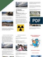 Tipos y Causas de La Contaminacion