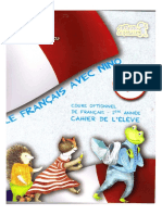 Caietul Elevului Limba Franceza Clasa Pregatitoare