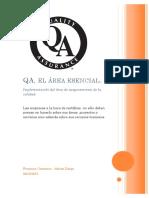 Conformacion QA