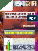 indicadores produccion