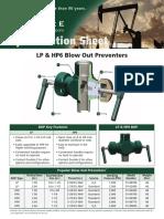 Spec Sheet Bop Lp Hp6 Rev 03 2016
