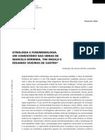 Etnologia e Fenomenlogia