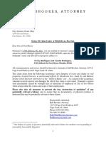1- Notice of Claim Letter NOEMY RODRIGUEZ 3313 Jeffcott St (1)