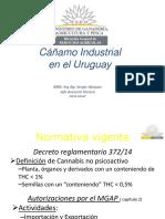 Presentación Curso Botanico Cañamo 2017