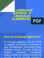 lenguajenaturalaalgebraico-140903224606-phpapp01