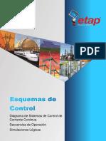 Esquemas de Control ETAP