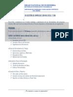 15. Gestion de Empresas Con MS Excel y VBA