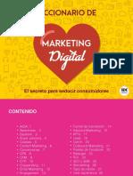 Diccionario Mkt Digital