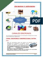 Canales Síncronos y Asíncronos Monografia Monografìafg