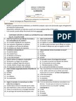 [Unidad 1] Evaluacion El Principito Sin Resolver