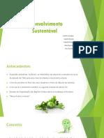 Sustentabilidade e Economia verde