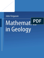 John Ferguson (Auth.)-Mathematics in Geology-Springer Netherlands (1988)