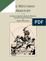 The Mystaran Armoury v1.3