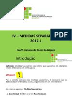 Medidas_Separatrizes