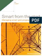 Managing Smart Grid Programmes