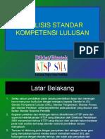 1. Analisis SKL