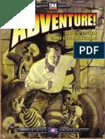 Adventure! Rulebook (D20)