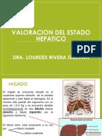 Valoracion Del Estado Hepatico