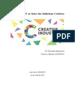 Análise SWOT - Indústrias Criativas.pdf