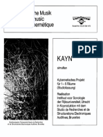 Roland Kayn - Simultan