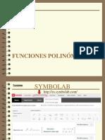1 U4 Funciones Polinómicas