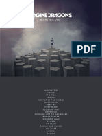 Digital Booklet - Imagine Dragons - Night Visions