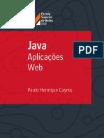 Java Aplicações Web