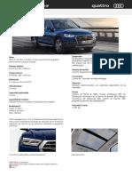 Audi Q5 2.0 TFSI Sport 252 Hp