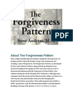 The Forgiveness Pattern Handout