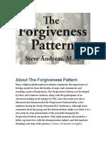 The Forgiveness Pattern Handout
