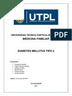 CUESTIONARIO Diabetes Mellitus 2