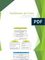 Humanismo de Cristo y Desarrollo Humano Integral (1)