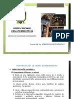 Fortificación de Obras Subterráneas