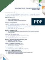 3-Microsoft Excel Nivel Intermedio V2010_24 Hrs