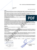 Proyecto Ordenanza Cartel Islas Malvinas