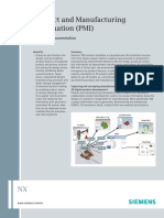 Product and Manufacturing Information PMI