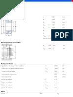 Rodamientos de Rodillos a Rótula-23268 CAK%2FW33