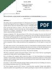 25-Ligeralde v. Patalinghug, Et Al. G.R. No. 168796 April 15, 2010