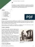 Censo (Estadística) - Wikipedia, La Enciclopedia Libre