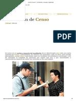 ¿Qué Es Censo_ - Su Definición, Concepto y Significado