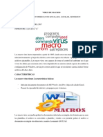 Tarea Intraclase Virus de Macros