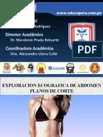 Planos de Corte Abdomen Riñon Prostata