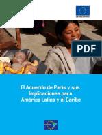 Acuerdo de París - Implicaciones en ALC - Estudio 1